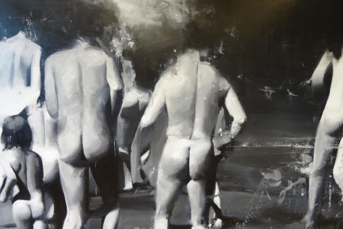 Jakub Hubálek / Nudisté, 2014