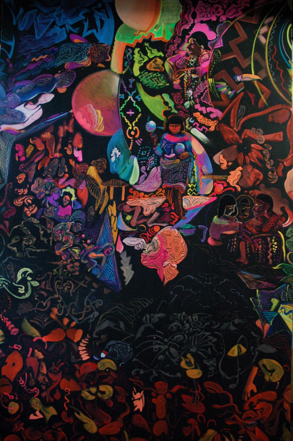 Otto Placht / Triptych Fascinativos