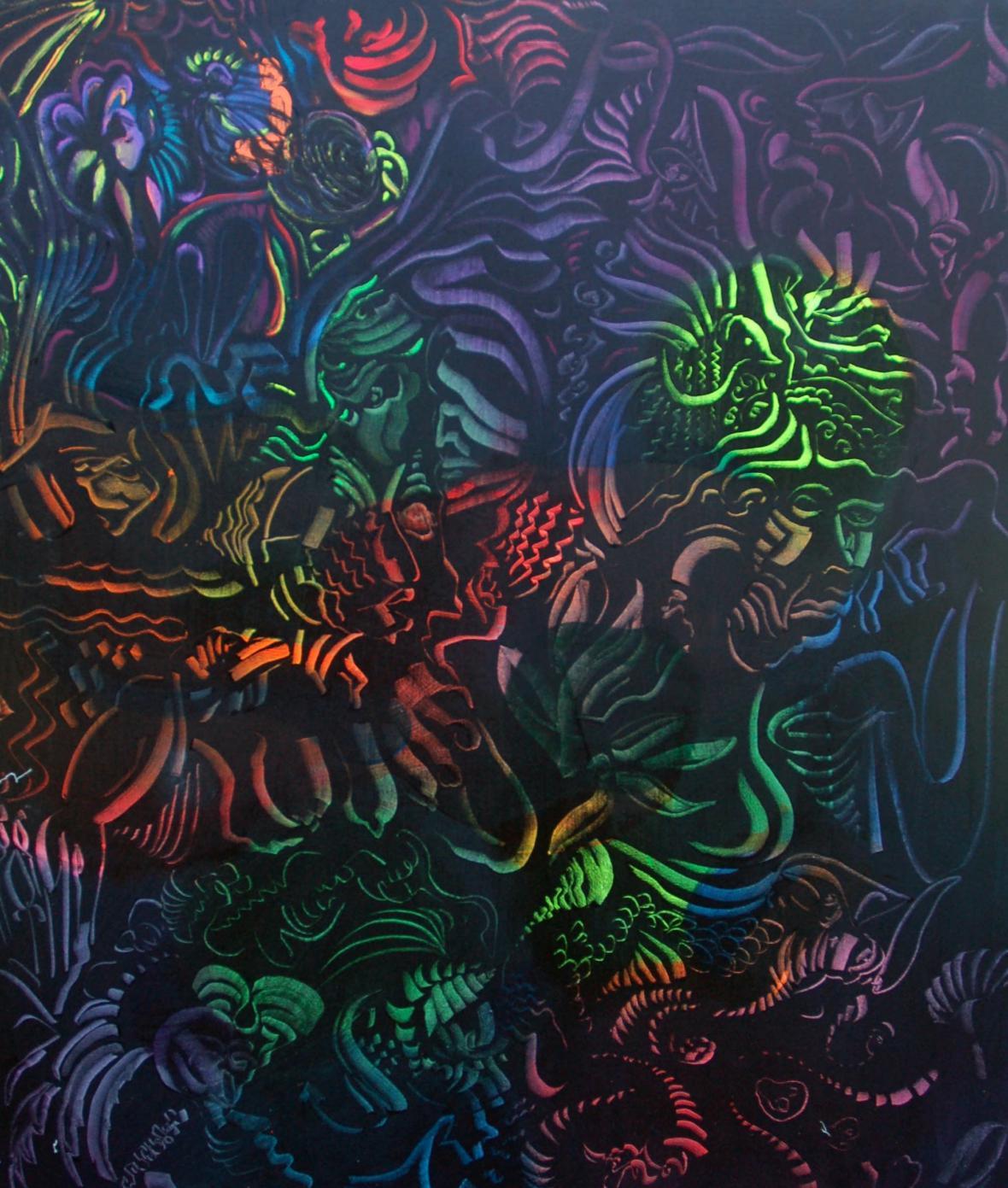 Otto Placht / Skrytá světla proměny