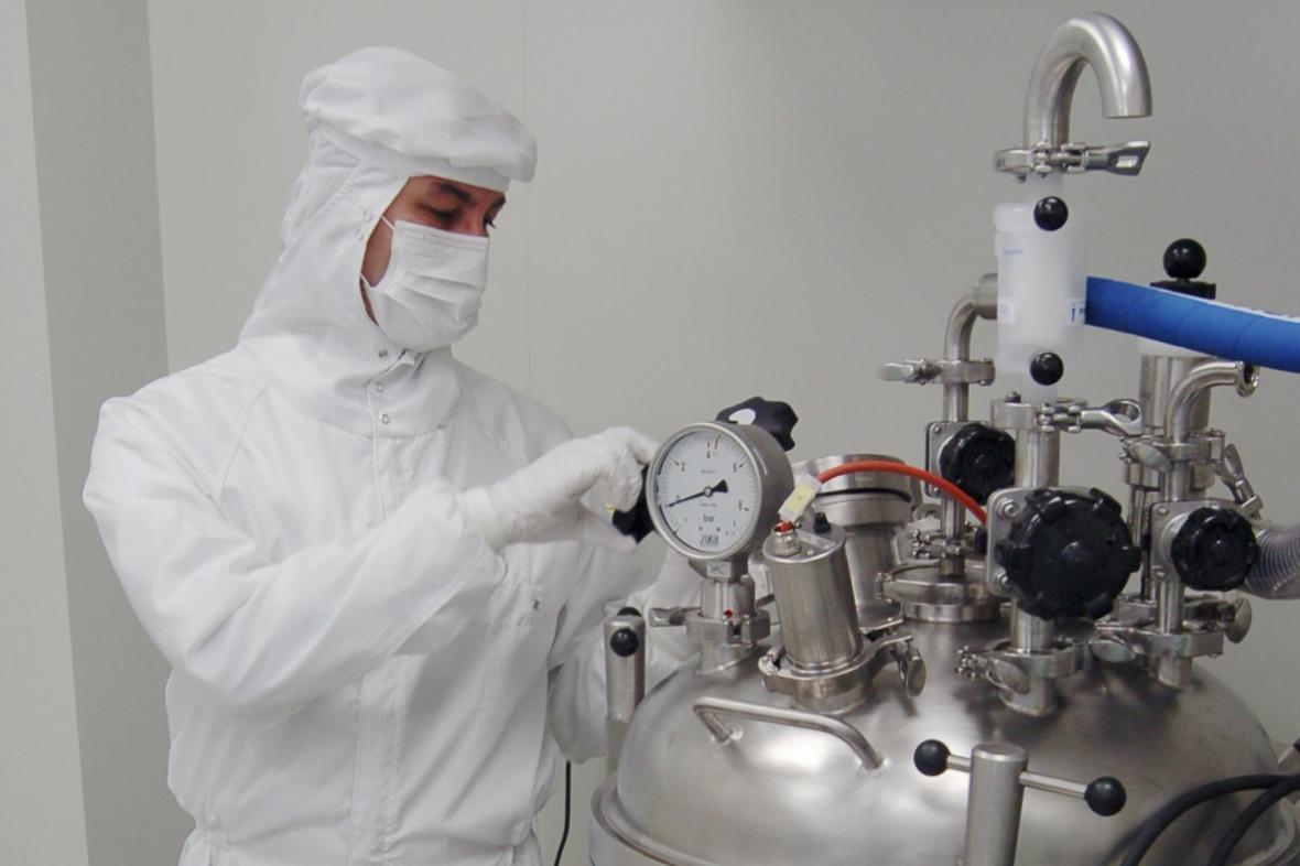 Nová lékárnická laboratoř