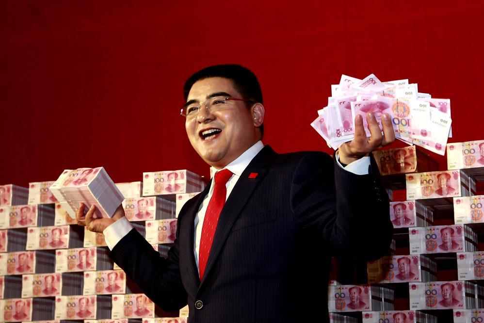 Milionář  Čchen Kuang-piao