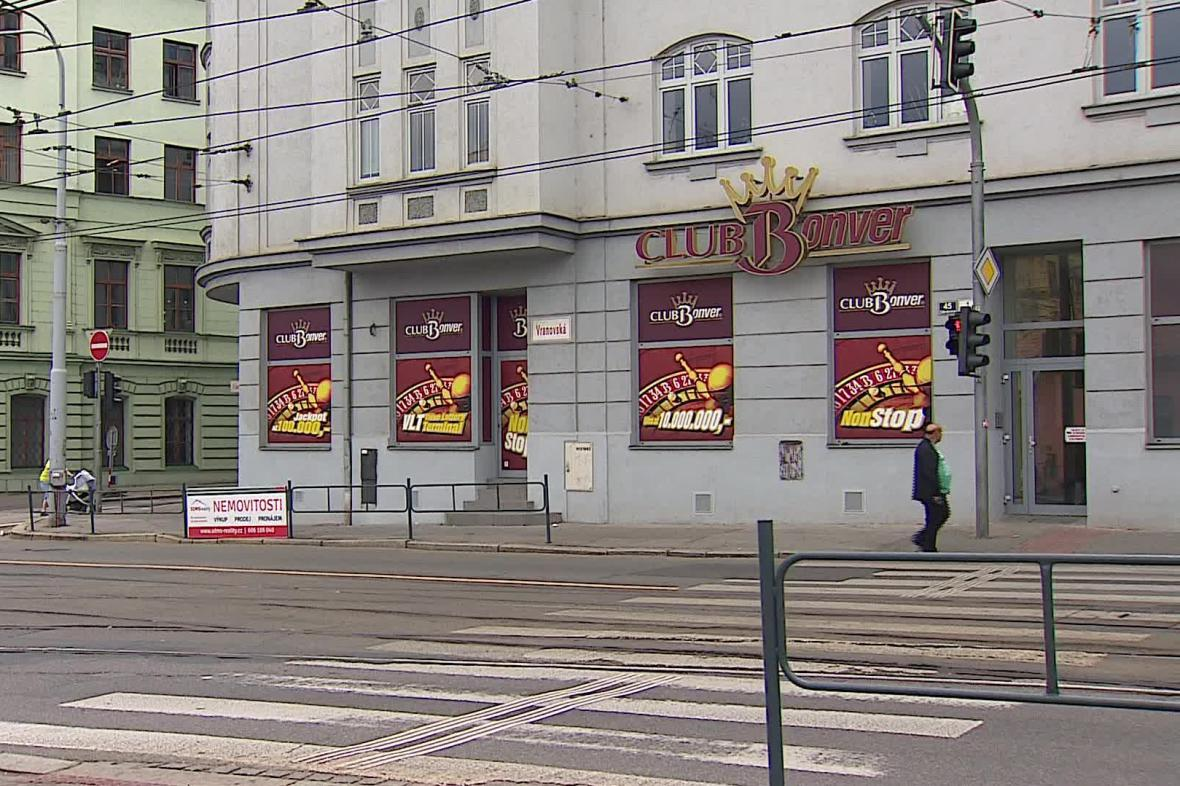 Herna v centru Brna
