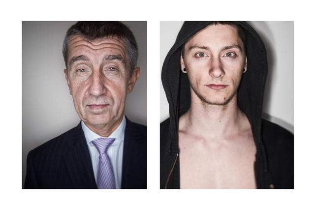 Podoby - portréty Radka Kalhouse