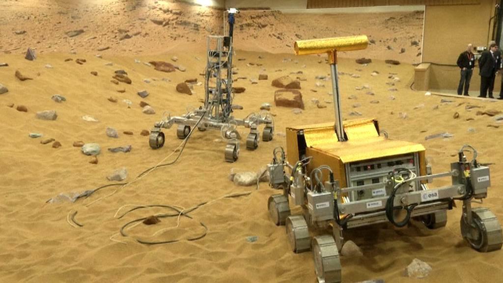 Výzkum Marsu