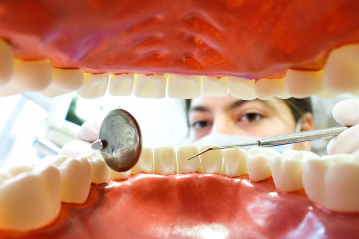 Návštěva zubaře