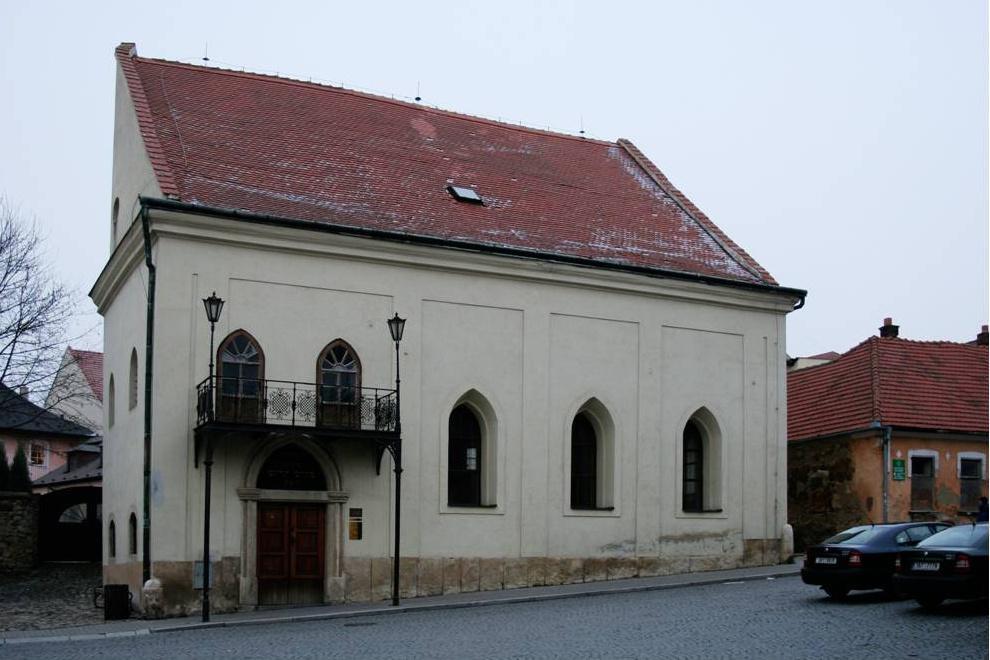 Synagoga v Boskovicích