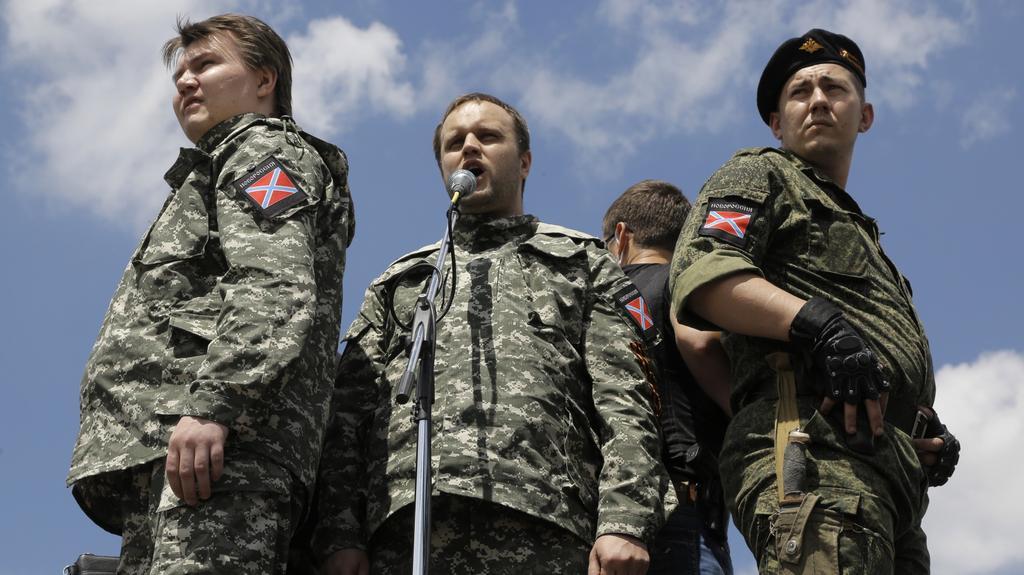 Separatisté v Doněcku přistoupili na několikadenní mír