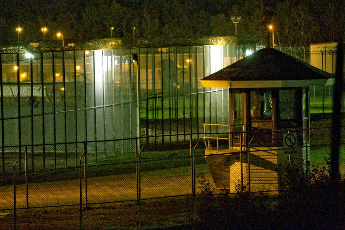 Kanadská věznice Orsainville