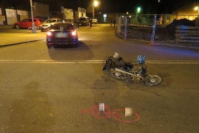 Dopravní nehoda Pavla Bělobrádka