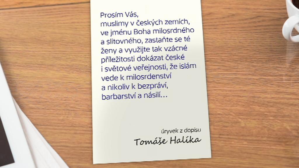 Otevřený dopis adresovaný muslimům žijícím v Česku