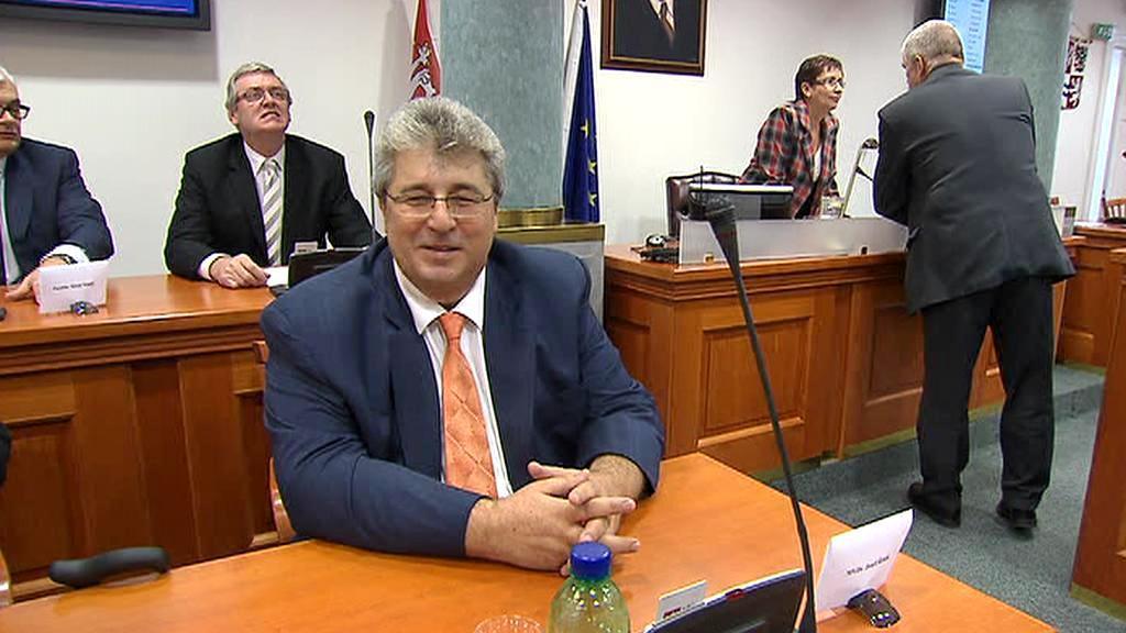 Středočeský hejtman Josef Řihák (ČSSD)