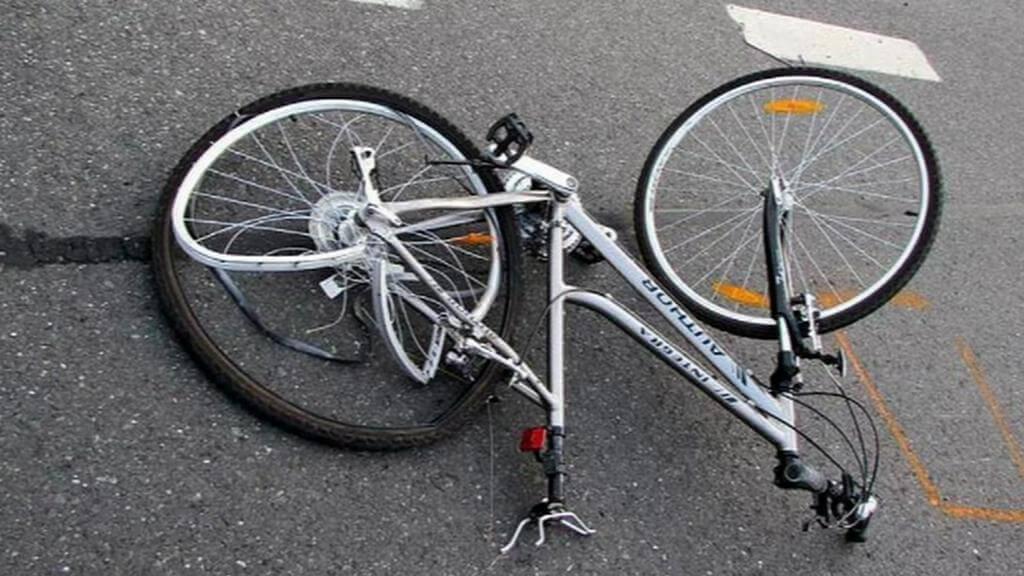 Nehoda cyklistů u Kdyně