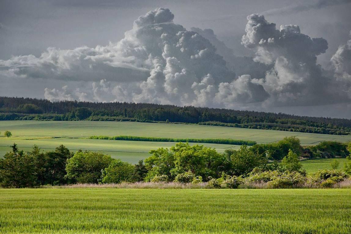 Bouřkové mraky