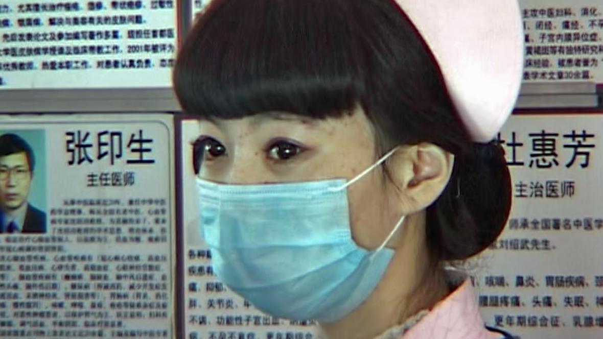 Medicína v Číně