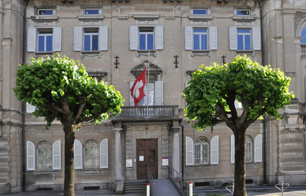 Soud v Bellinzoně