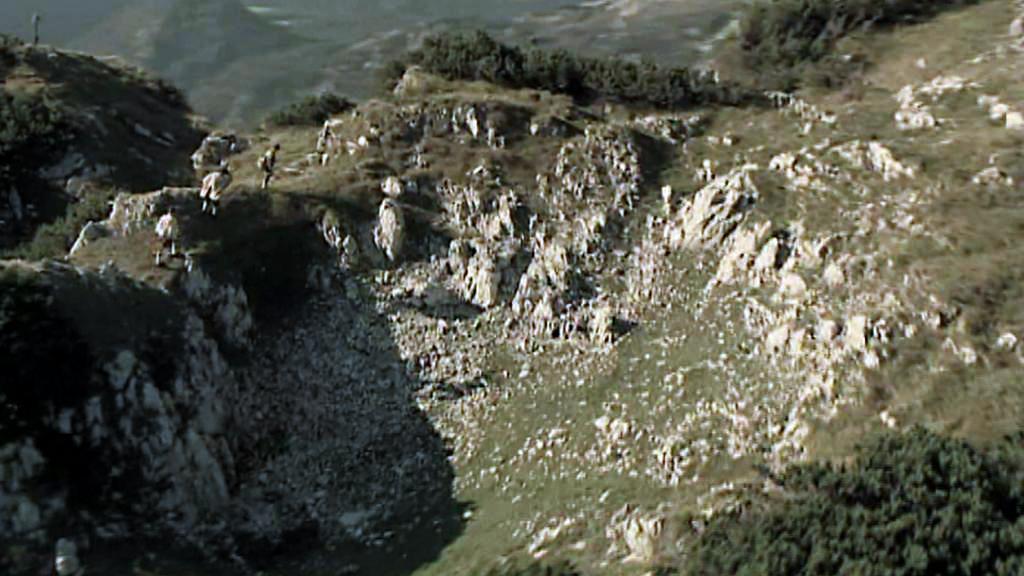 Jeskyně Riesending-Schachthöhle