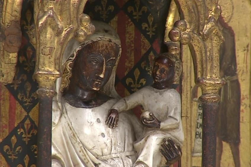 Cestovní oltář Karla Roberta z Anjou