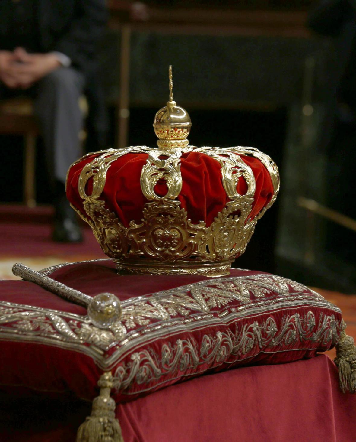 Španělské královské insignie