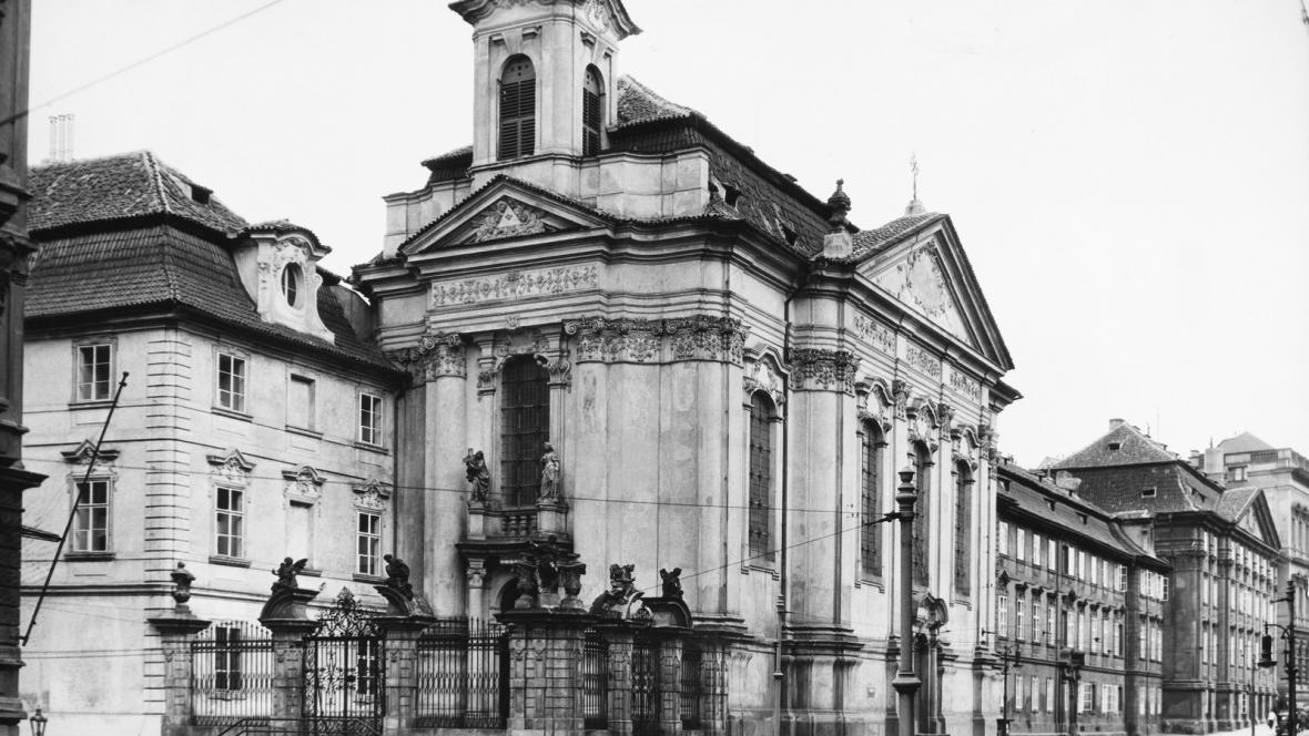 Kostel sv. Cyrila a Metoděje v Resslově ulici
