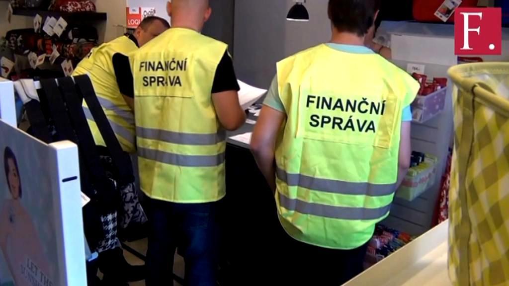 Razie finanční správy