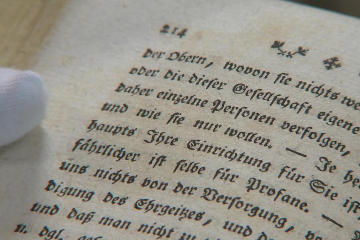 Historický text