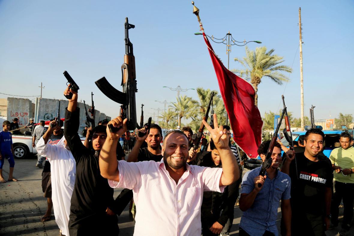 Do bojů proti ISIL se hlásí šíitští dobrovolníci