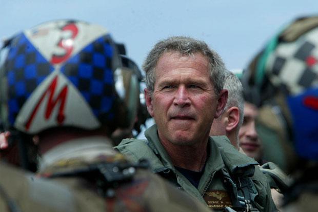 exPrezident Bush