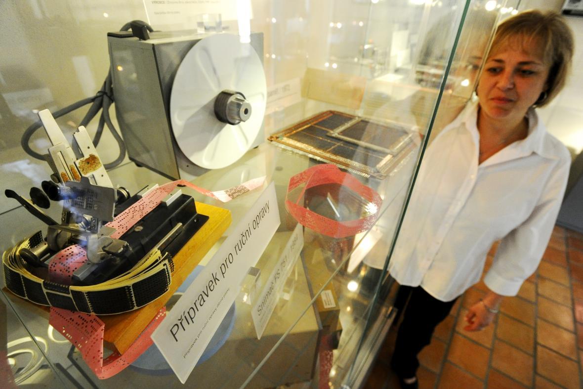 Muzeum výpočetní techniky v Brně