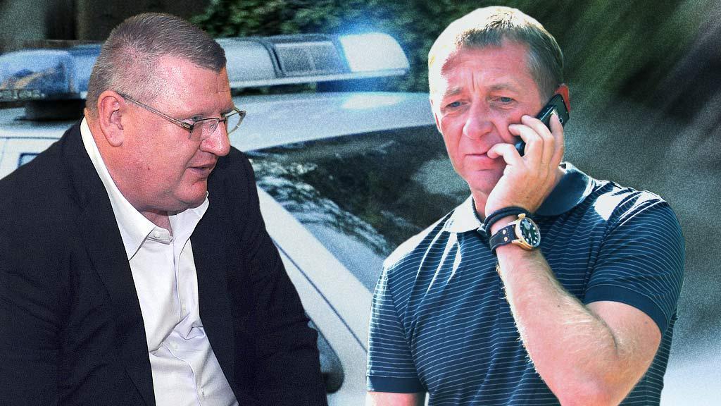 Ivo Rittig a Roman Janoušek