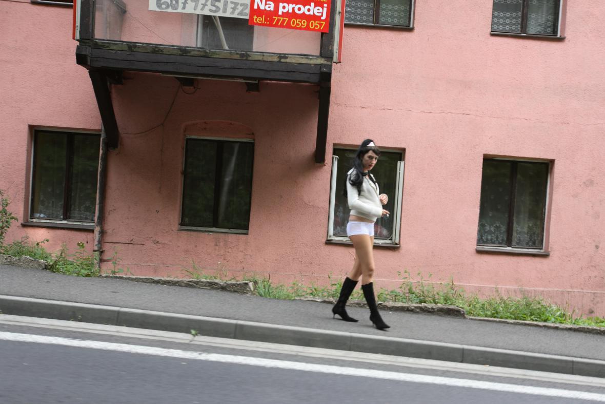Pouliční prostituce