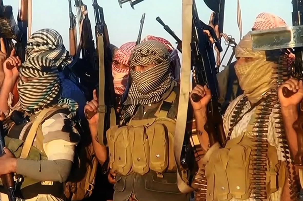 Radikálové z organizace ISIL