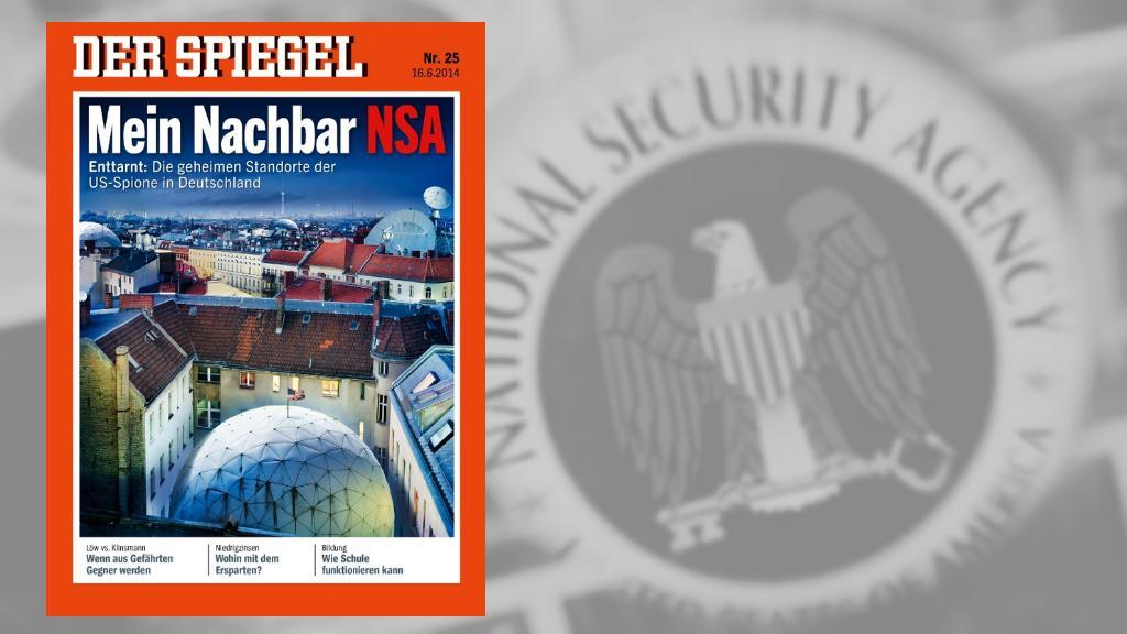 Spiegel o spolupráci německých zpravodajců s NSA