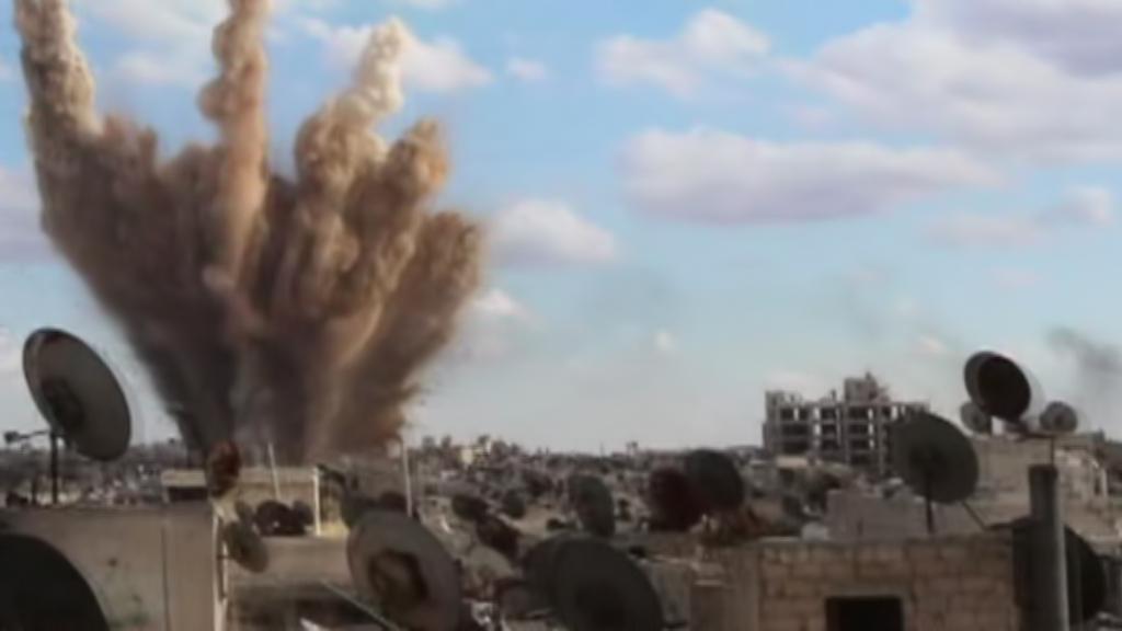 Útoky syrských povstalců z podzemí jsou účinné