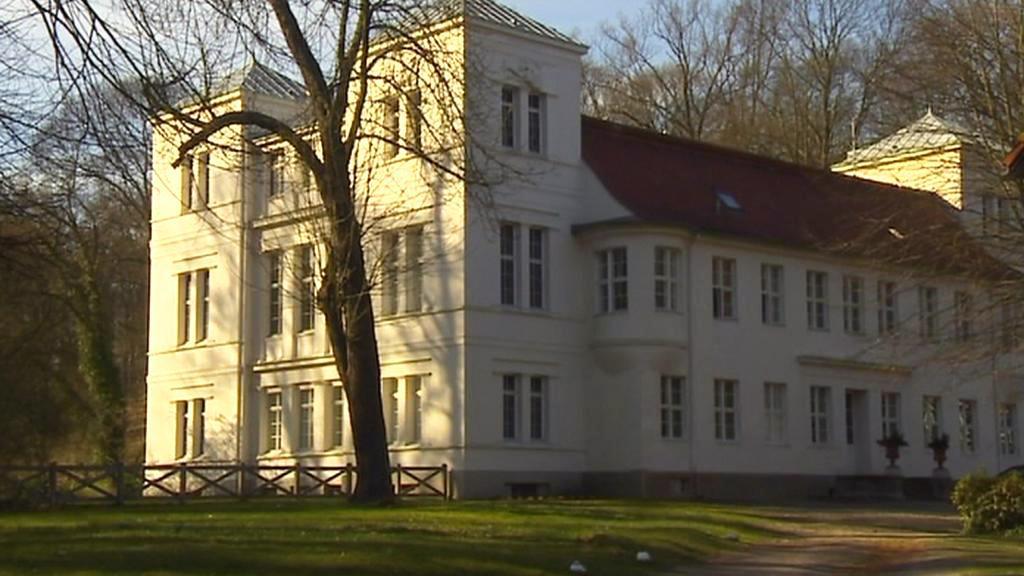 Bývalé sídlo Alexandra von Humboldta