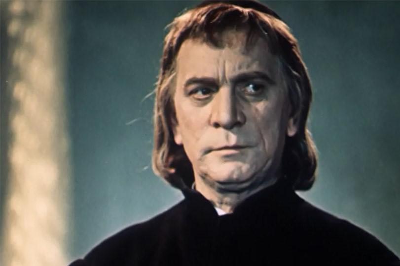 Jan Hus v podání Zdeňka Štěpánka