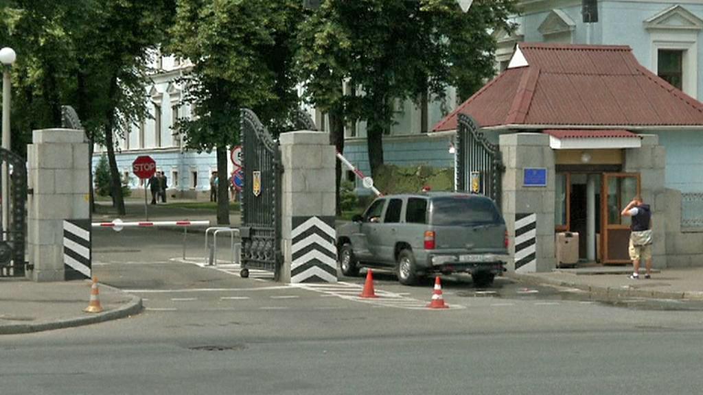 Prezidentská rezidence v Kyjevě
