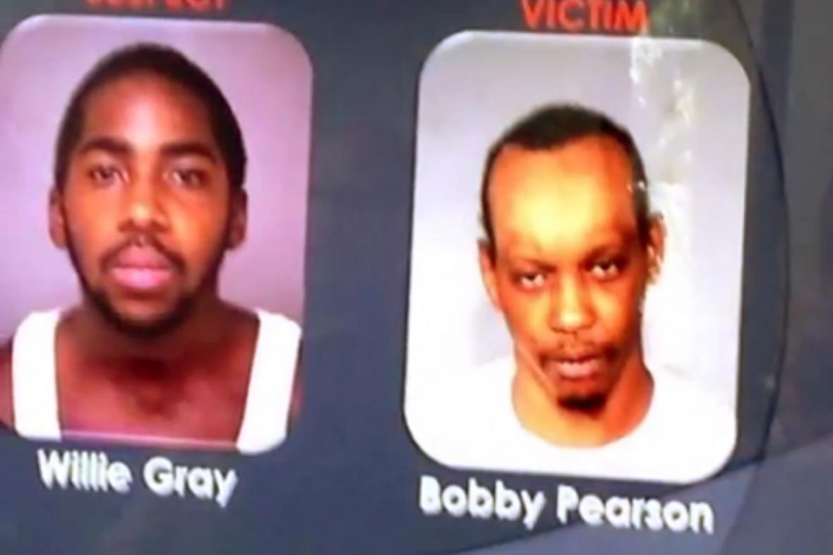 Willie Gray a Bobby Lee Pearson