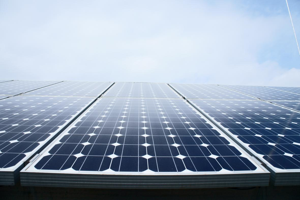Solární elektřina