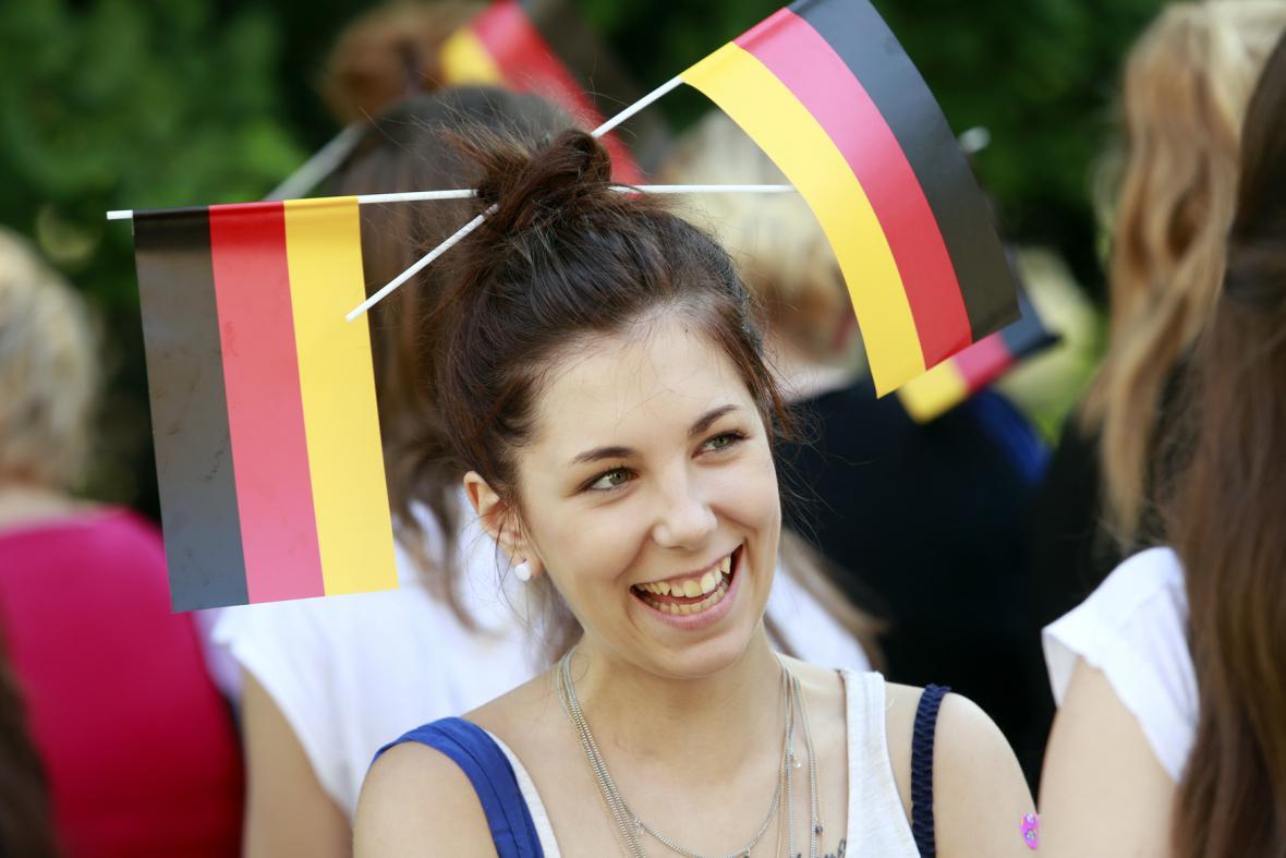 Německé velvyslanectví si připomíná 25 let od roku 1989