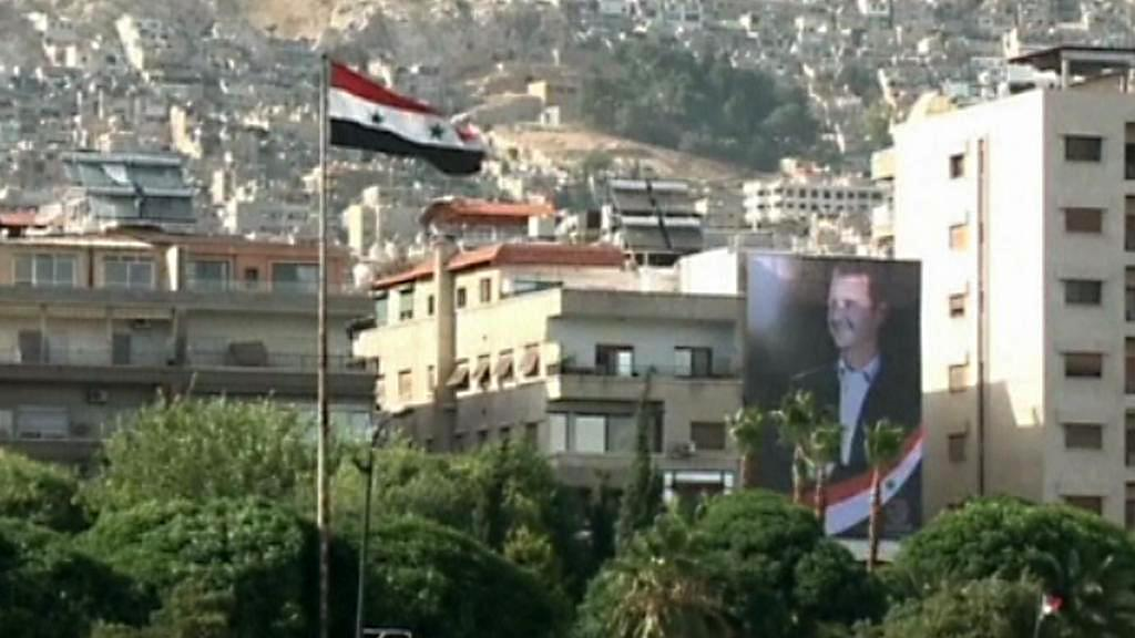 Bašár Asad byl znovu zvolen syrským prezidentem