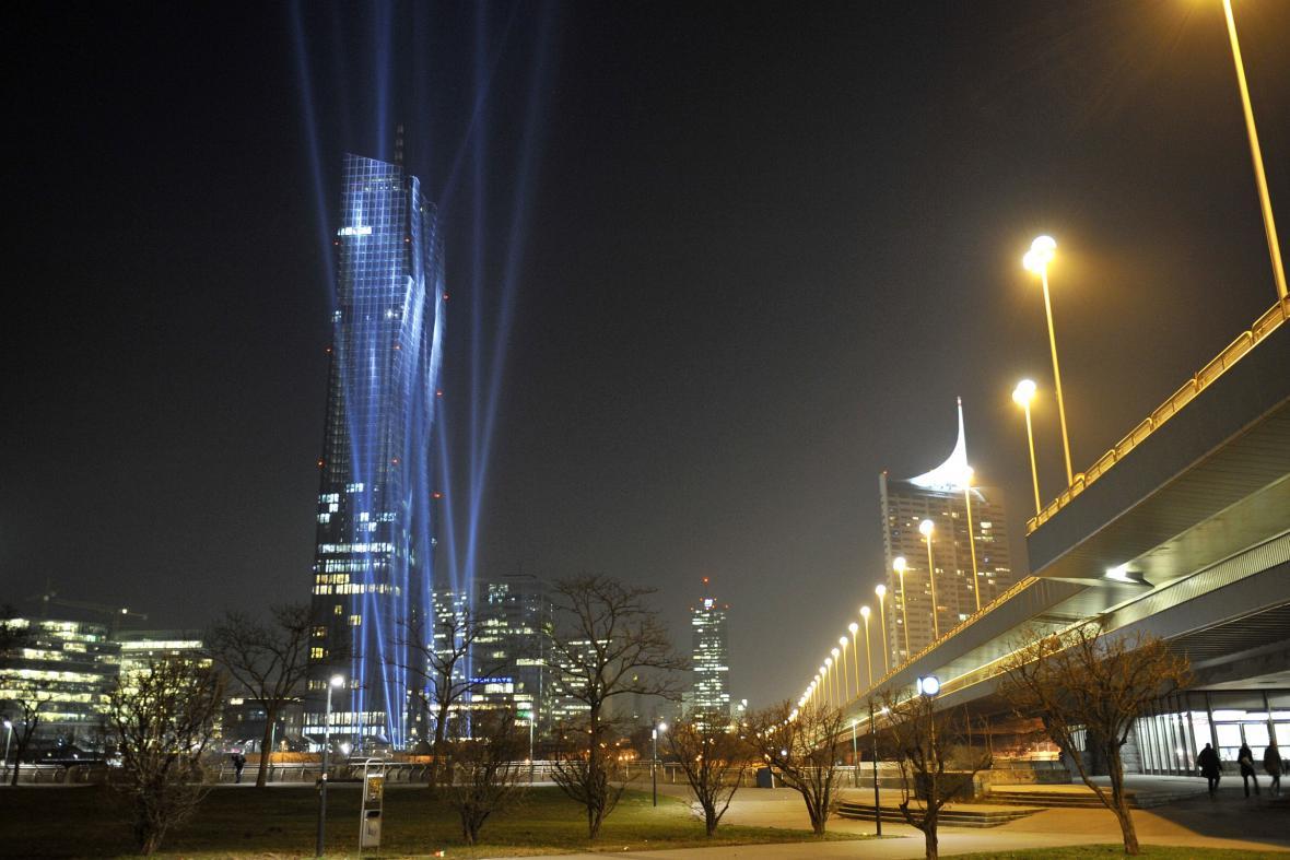 DC Tower 1 ve Vídni