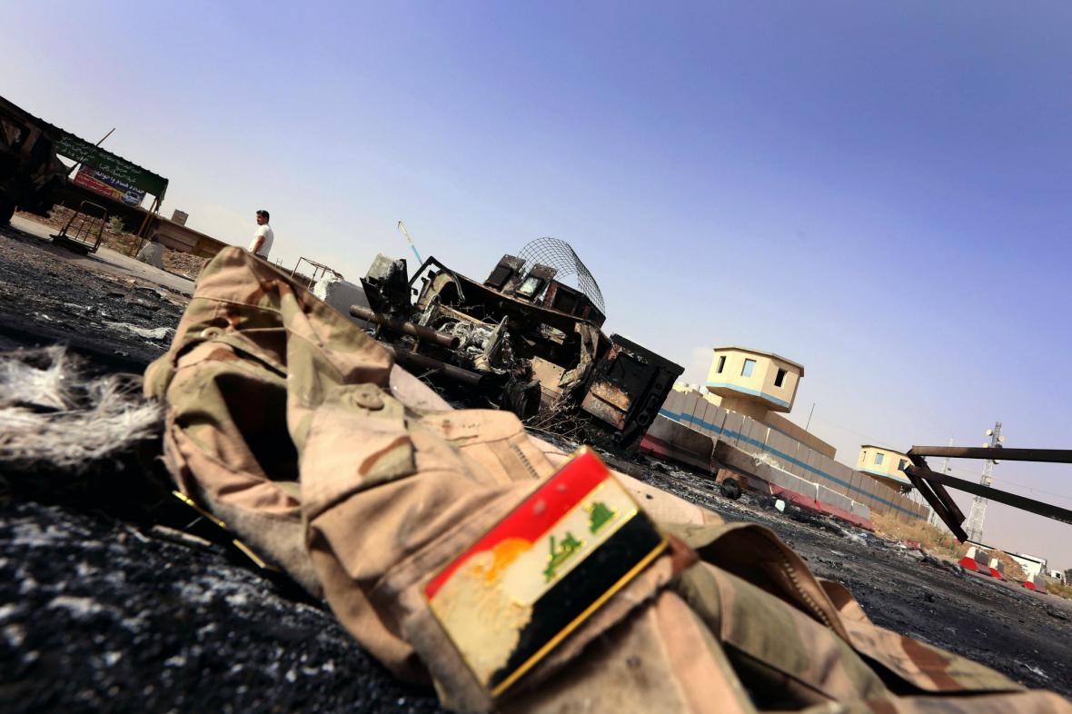 Boje v Iráku