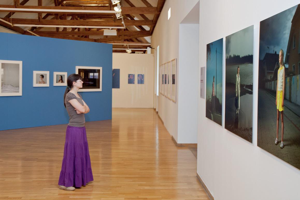 Vnitřní okruh současné české fotografie v Olomouci