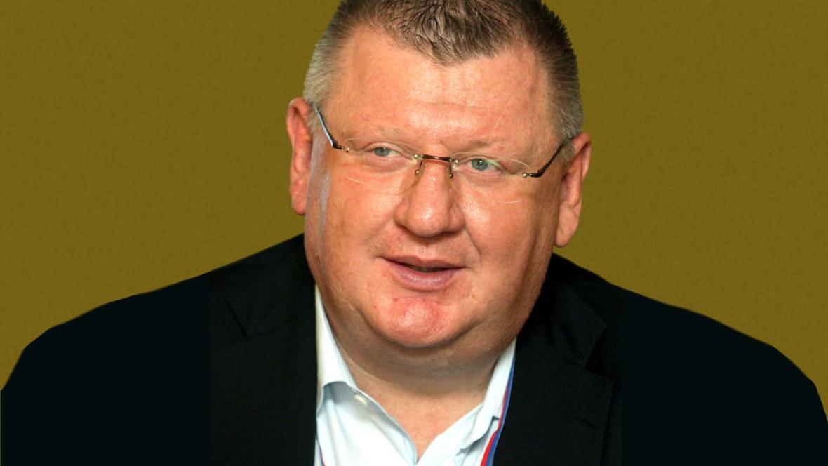 Podnikatel Ivo Rittig