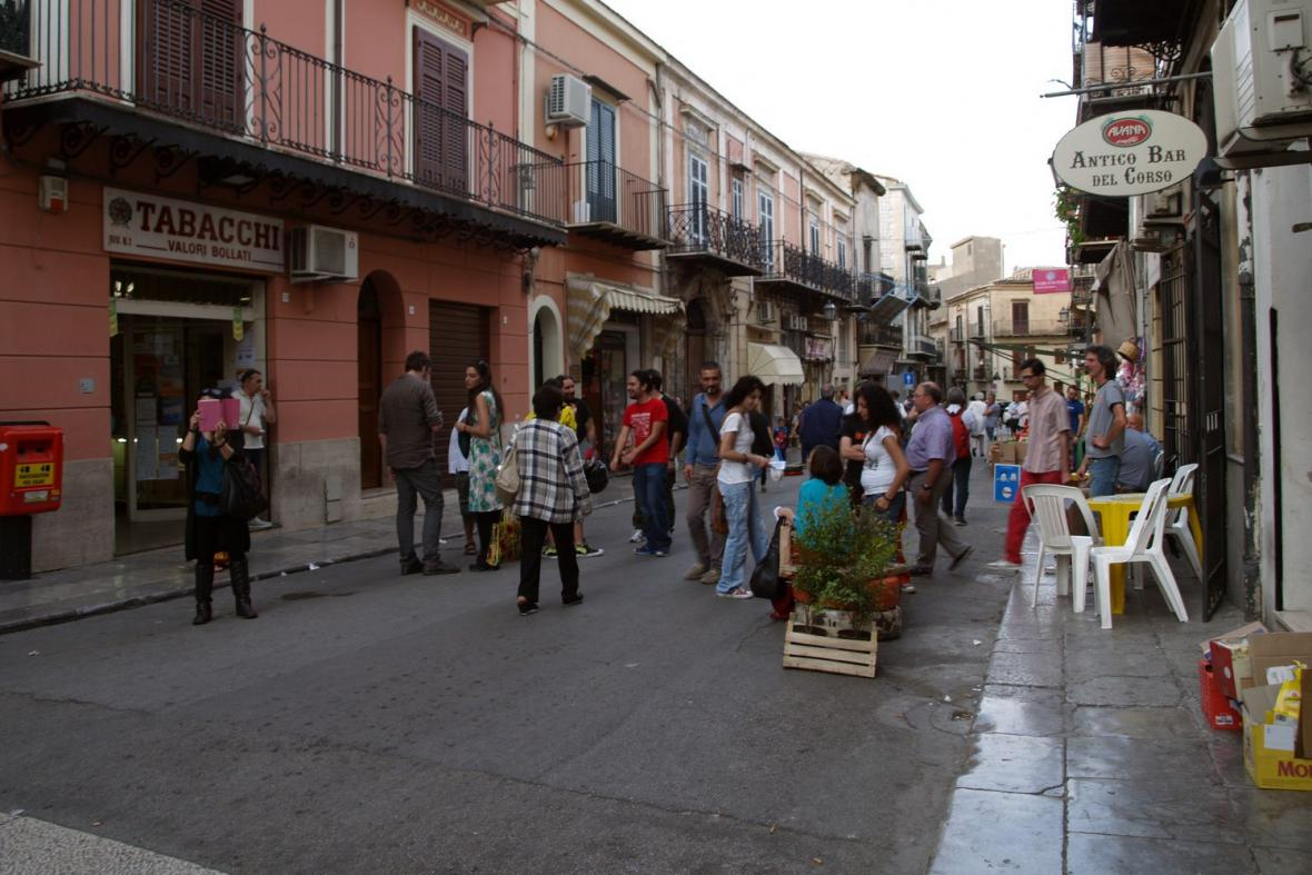 Ulice Pietro Novelli
