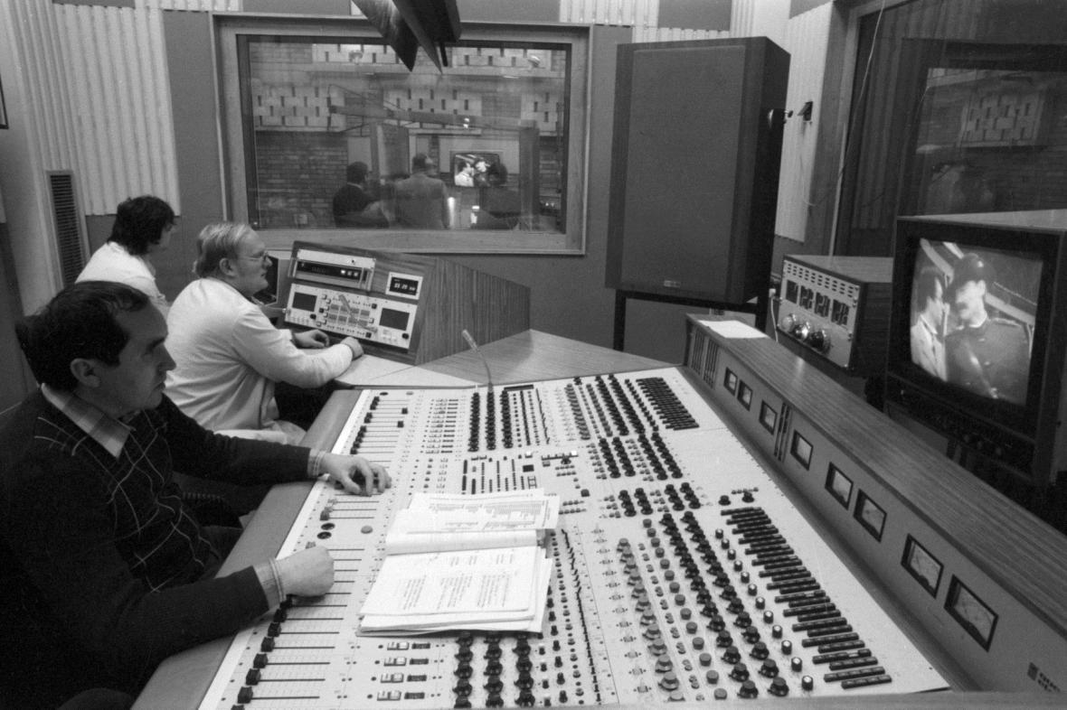 Dabingové studio Československé televize (1983)