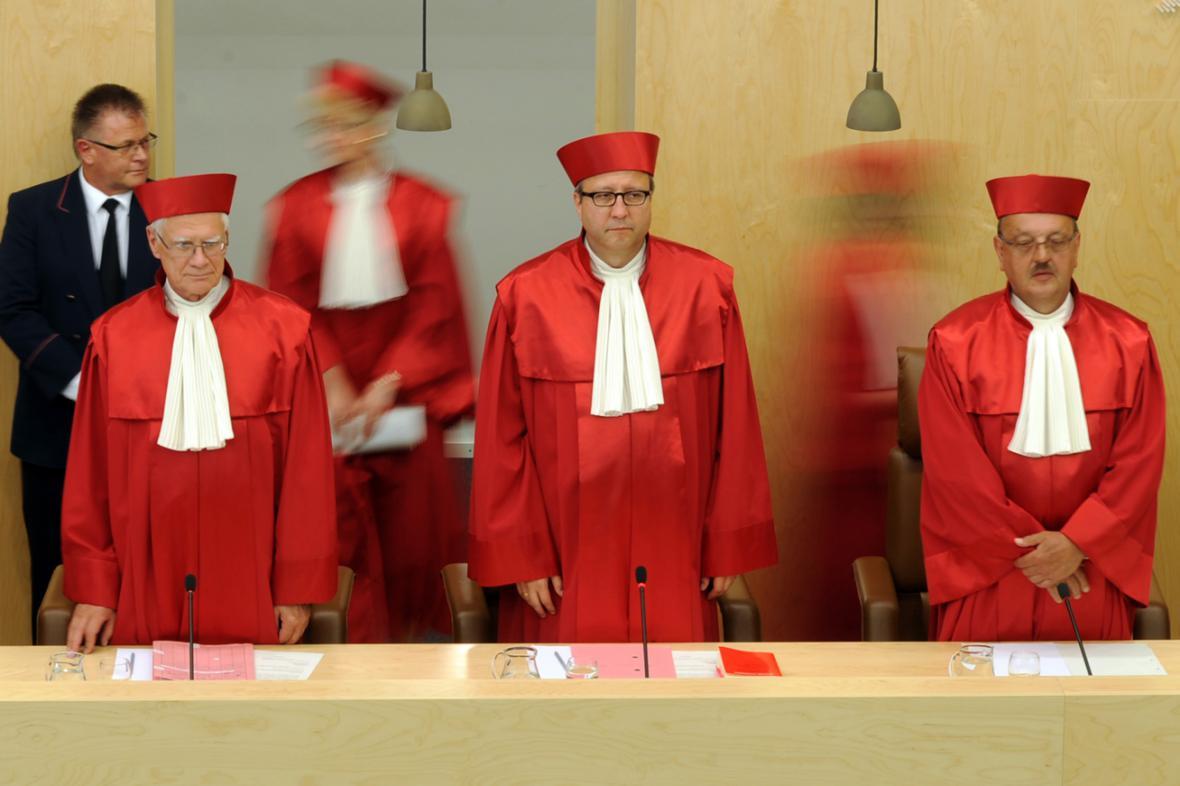 Ústavní soud v Karlsruhe