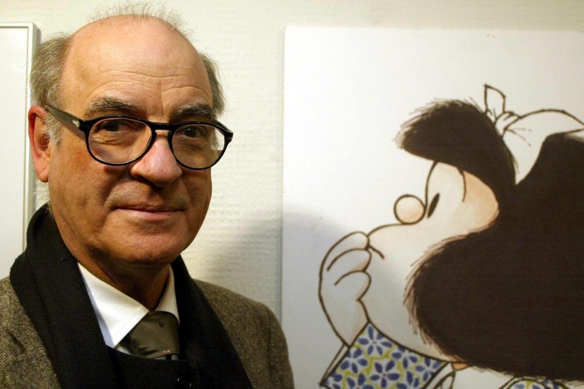 Quino a Mafalda