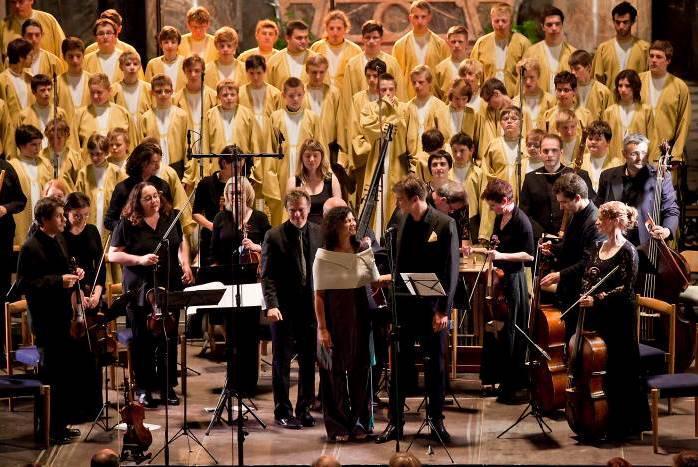 Koncert Ivy Bittové a Vojtěcha Dyka na festivalu Concentus Moraviae