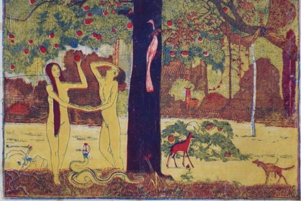 Z výstavy Josef Váchal - mystik neukázněný